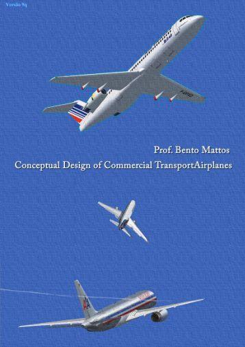 Projeto Conceitual de Aeronaves de Transporte