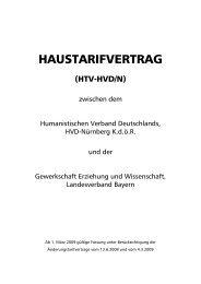 Allg Blanko - HVD-Bayern