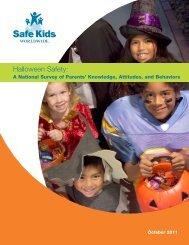 Halloween Safety: - Safe Kids Worldwide