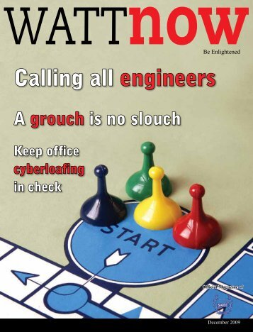 download a PDF of the full December 2009 issue - Watt Now ...