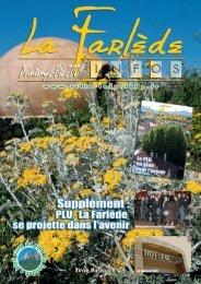 Printemps 2009 - Ville de La Farlède