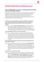Interview mit Stefan Fischer-Fels [PDF-Datei - 128 ... - GRIPS Theater