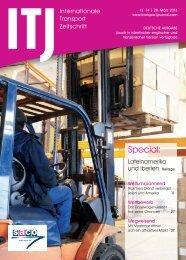 itz ausgabe 13-14/2013 - ITJ | Transport Journal