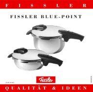 fissler blue-point - Fissler GmbH