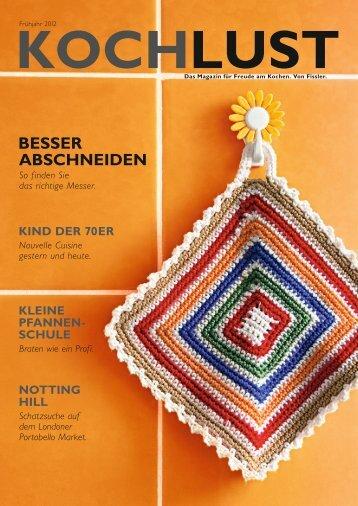 rund um gute Messer - Fissler GmbH