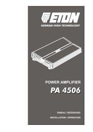 PA 4506 - Eton GmbH