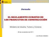 Nuevo Reglamento Europeo de Productos de Construcción