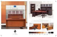 Montana Features - Stor Office Furniture