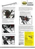 Montage der 12mm-Steckachse - Weber Products - Seite 2