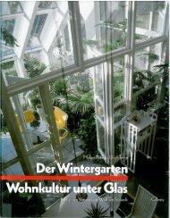 Der Wintergarten: Wohnkultur unter Glas 1990 - architektur-kuess.at ...