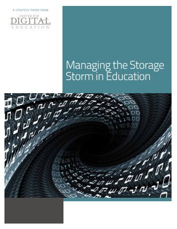 Storage Efficiency White Papers Download - Data Networks