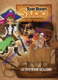 Studio _ Le Système Solaire _ECHANTILLON - Toon Boom Animation