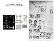 Architettura e costruzione reticoli murari - Luigifranciosini.com