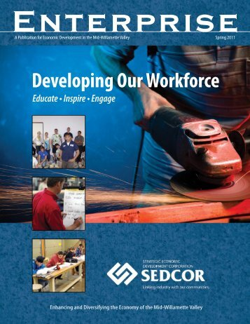Developing Our Workforce - SEDCOR