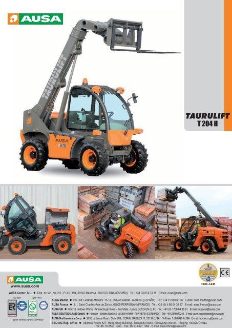 T204H - BAMAG Maschinen AG