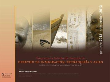 inmigracion extranjeria: