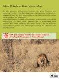 Afrikanischer Löwe - SAVE Wildlife Conservation Fund - Seite 3