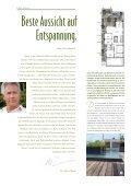 Dachterrassen Der Garten mit Struktur und Grenzen ... - Seite 2
