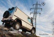 G-Klasse Professional. - Mercedes-Benz Brunei