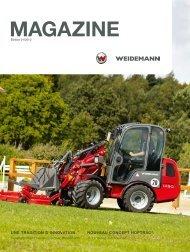 MAGAZINE - Weidemann GmbH