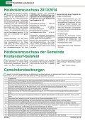 Gemeindezeitung Oktober 2013 - Gemeinde Krottendorf-Gaisfeld - Seite 6