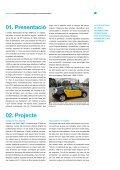 Estalvi i diversificació energètica en el sector del taxi - Institut ... - Page 2