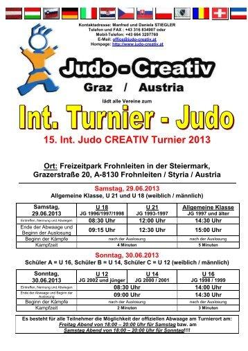 2013_06_Int_Turnier_.. - Judo Landesverband Salzburg