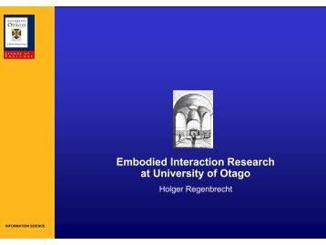 pdf, 1.8 MB - HCI - University of Otago