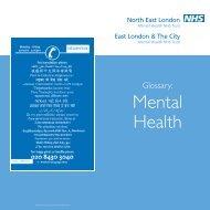 Mental Health Glossary 2 - MALG