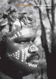 Screen Australia Indigenous Studies 2008 Update
