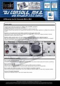 Advanced DJ Mixer with audio dedicated for DJing - Hercules - Page 4