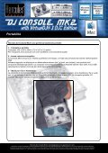 Advanced DJ Mixer with audio dedicated for DJing - Hercules - Page 6
