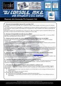 Advanced DJ Mixer with audio dedicated for DJing - Hercules - Page 7