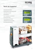 Temperaturregulering Apparater til fremtidens marked - Hb-Therm - Page 3