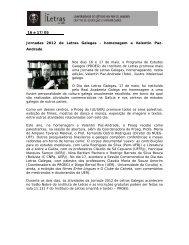 Programação completa - Instituto de Letras da UERJ