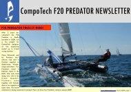 CompoTech F20 PREDATOR NEWSLETTER - HomepageStart.de