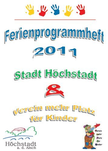 Ferienprogramm - Fortuna Kulturfabrik