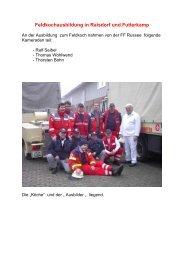 Erfahrungsbericht von T. Bohn (pdf 1,3 MB)