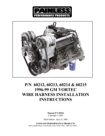 view pdf painless wiring?quality=85 30831 ford 3g alternator connection kit painless wiring  at n-0.co