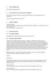 1. NÁZEV PŘÍPRAVKU Ebixa10 mg potahované tablety ... - Lundbeck