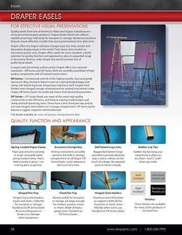 Catalog Page (pdf) - Draper, Inc.