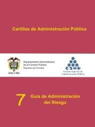 Guía de Administración del Riesgo - Universidad de Pamplona