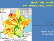 FSNWG Nutrition Update 15 March 2012.pdf - Disaster risk reduction