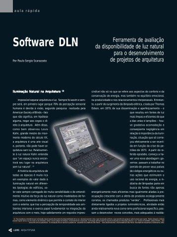 Software DLN - Lume Arquitetura