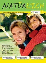 Kundenmagazin 3-2013.pdf - Stadtwerke Bad Tölz