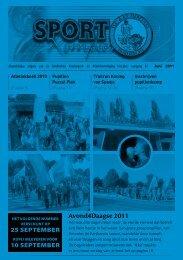 Sportkompas juni 2011 - Hercules Dordrecht
