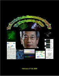 A Revolution in Fluorescence Imaging - Tsien