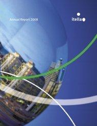 Annual Report 2008 (pdf) - Itella Corporation