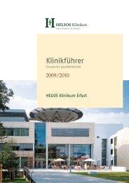 Zentrum für Innere Medizin - HELIOS Kliniken GmbH