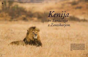 KENIJA, TANZANIJA, ZANZIBAR Podoba mladih levov ... - australasia